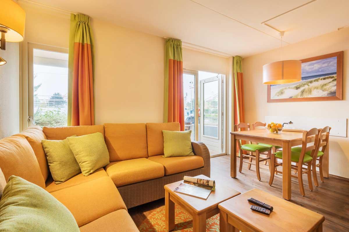 דירה מסוג Premium בכפר הנופש Port Zélande