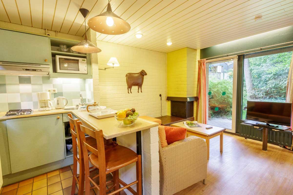 דירת קומפורט ל 3 אנשים בכפר הנופש ארפרהיידה - 1