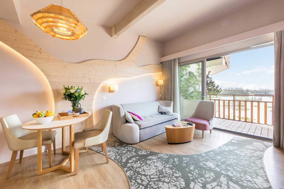 דירת Cocoon VIP ל 2 אנשים בכפר הנופש  וילאז' נאטור – 1