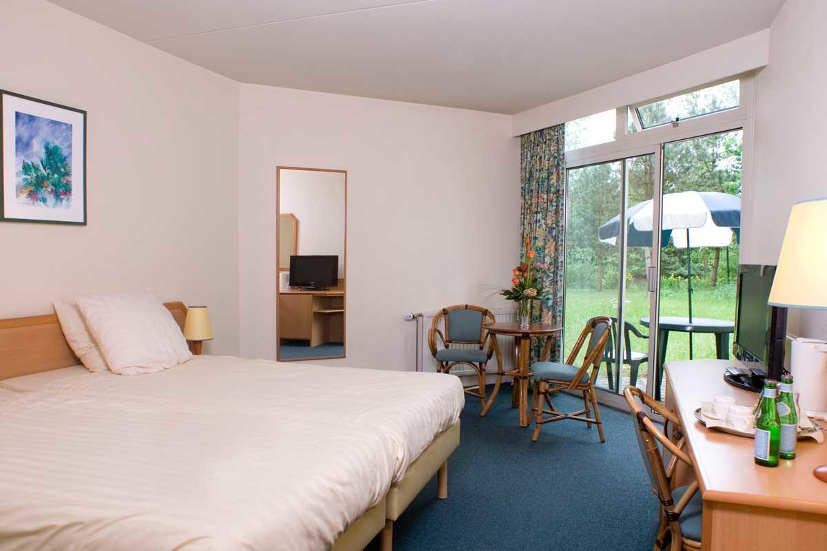 חדר במלון בכפר הנופש Bispinger Heide