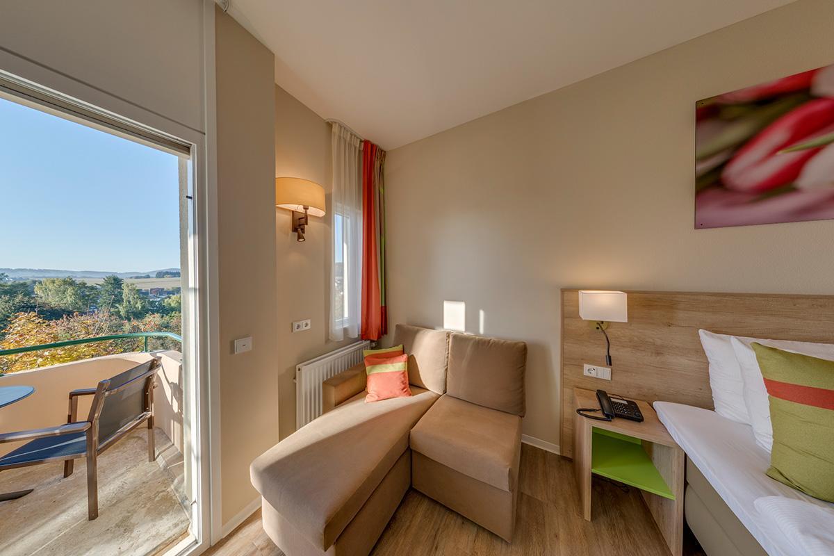חדר במלון כפר  הנופש Hochsauerland