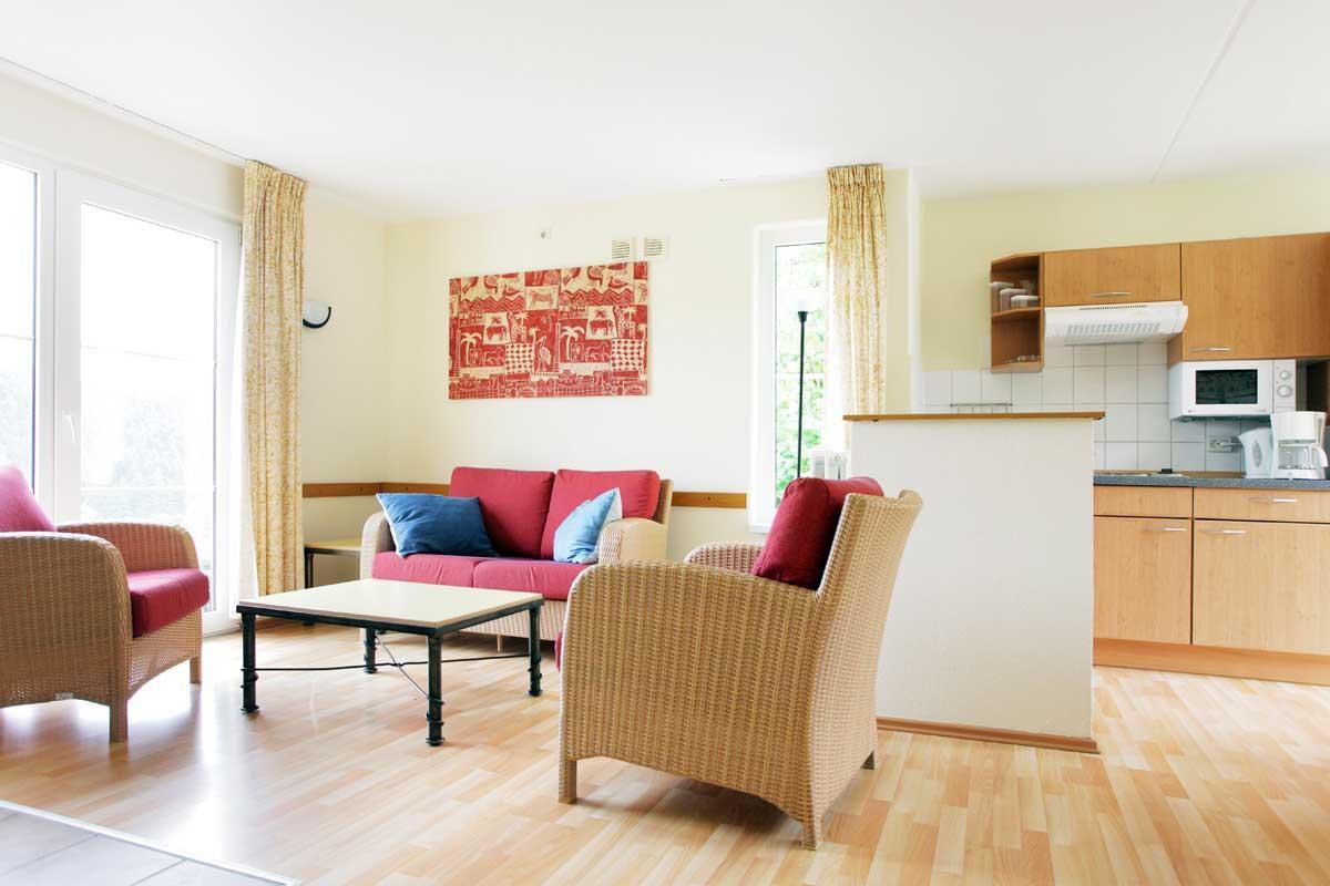 חדר במלון לבעלי מוגבלות בניידות ל 2 אנשים כפר הנופש הוכזוארלנד - 1