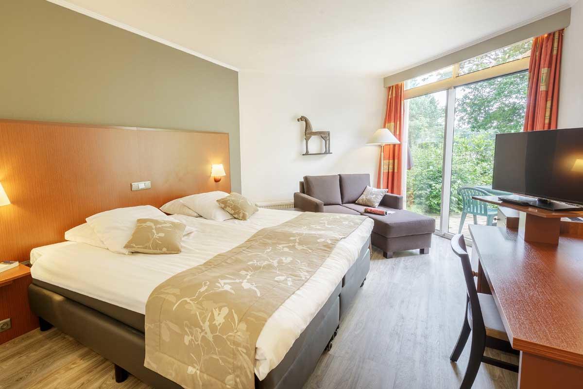 חדר מלון ל 2 אנשים בכפר הנופש דה ווסמיירן – 1