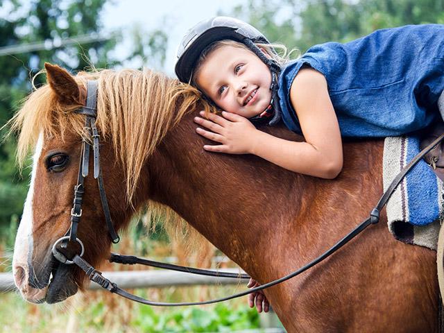 חווית סוסי פוני בסנטר פארקס
