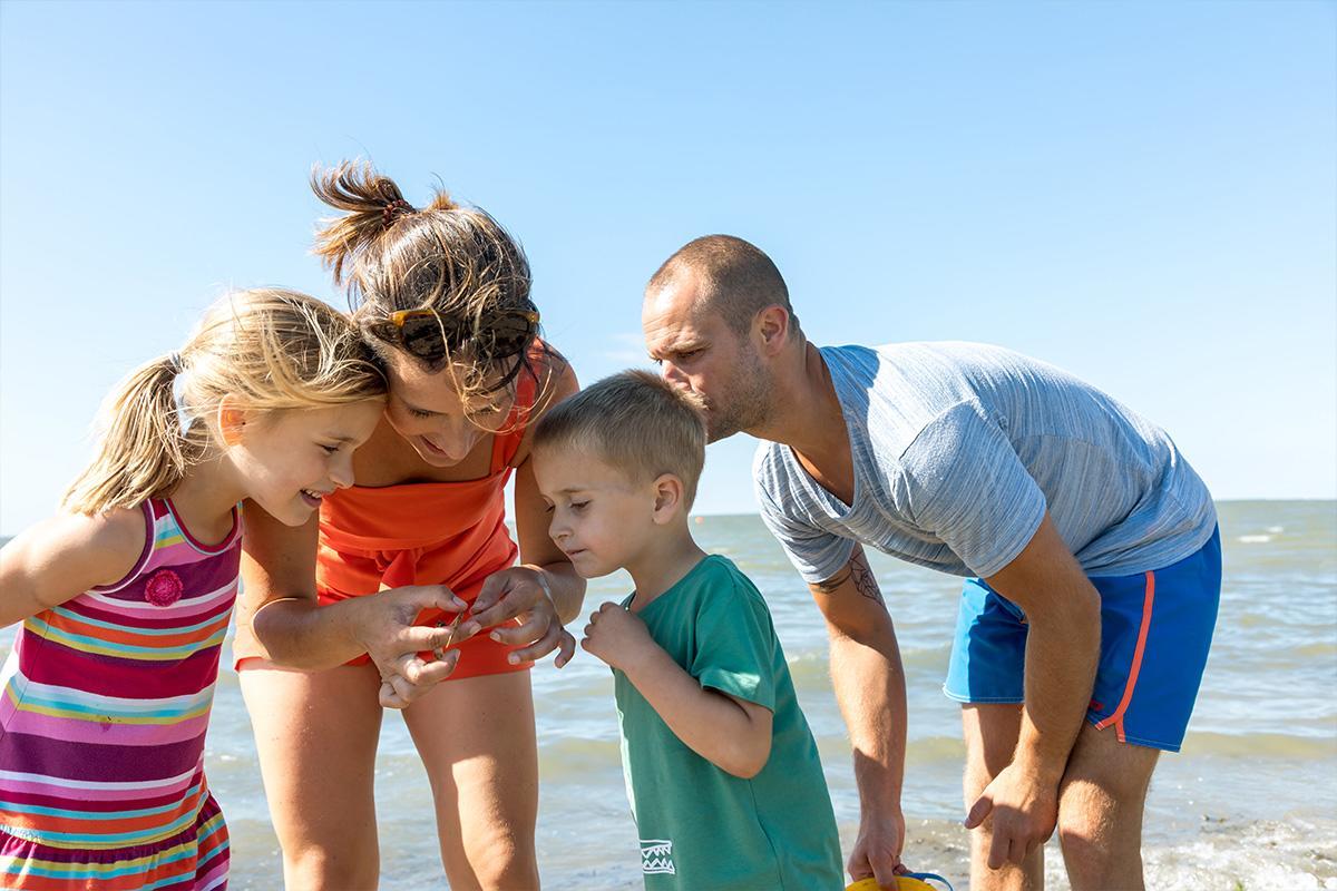 חופשה עם ילדים ופעוטות