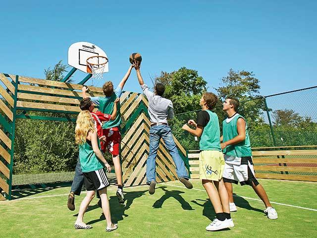 כדורסל בסנטר פארקס