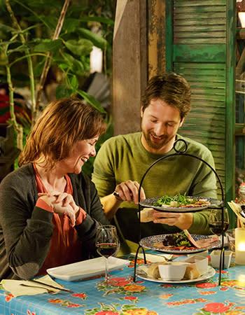 מסעדה בכפרי נופש הולנד ובלגיה Nonnas Family Pizza e Pasta