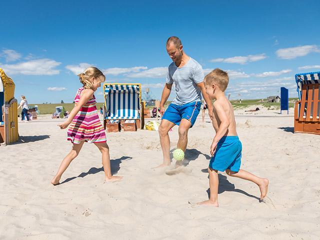 משחקי חוף בסנטר פארקס
