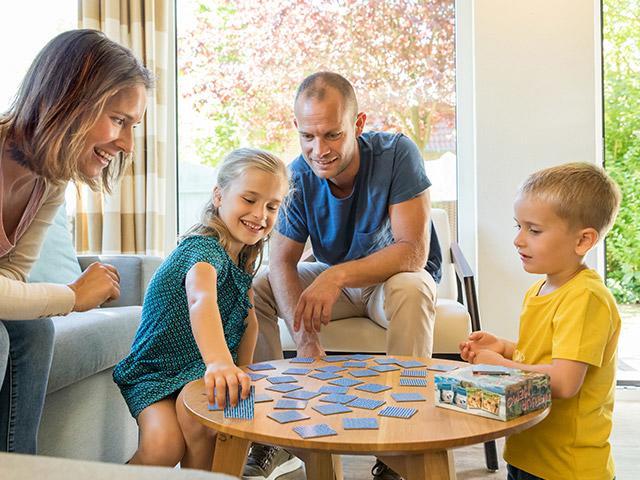 ערכת משחקים למשפחה בסנטר פארקס