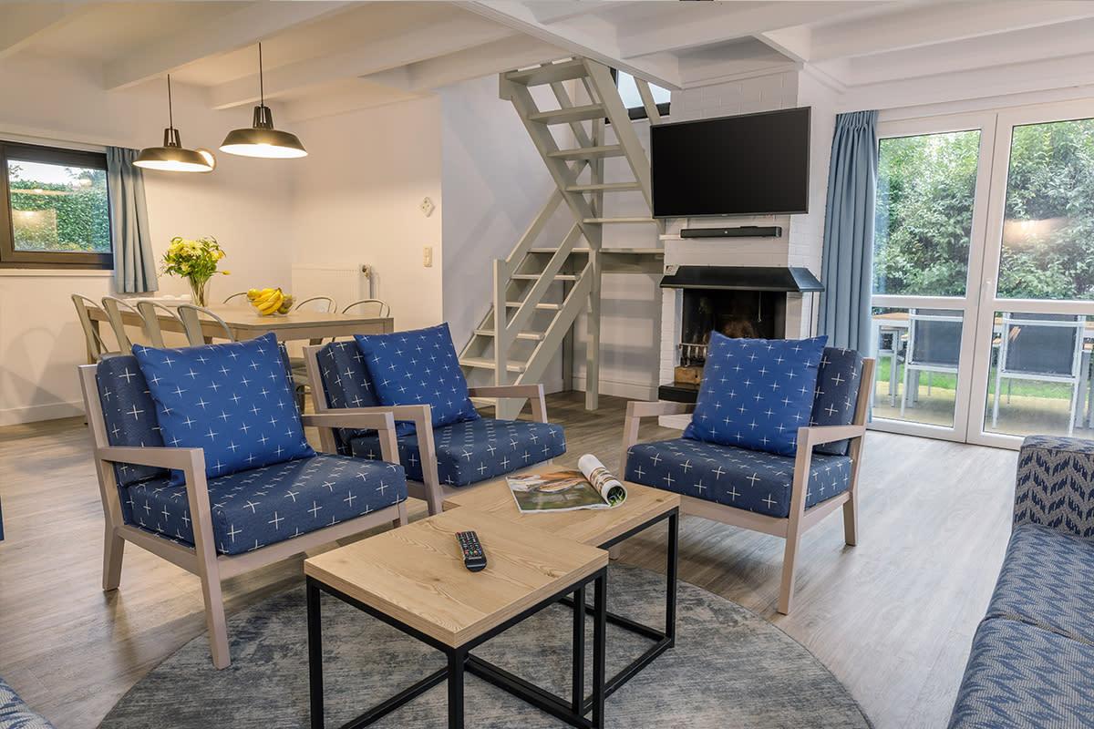 קוטג' פרימיום ל 8 אנשים בכפר הנופש דה האן – 1