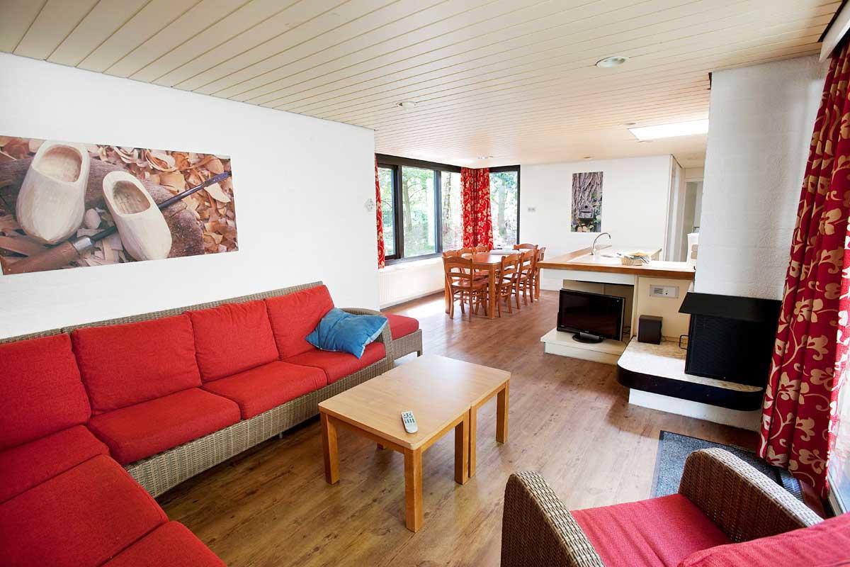 קוטג' Premium בכפר הנופש De Vossemeren