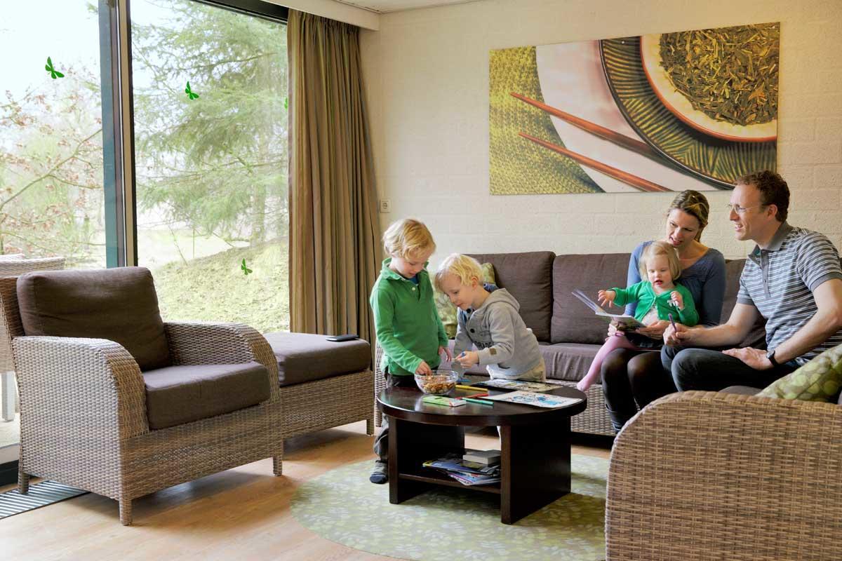 קוטג' VIP בכפר הנופש Het Meerdal
