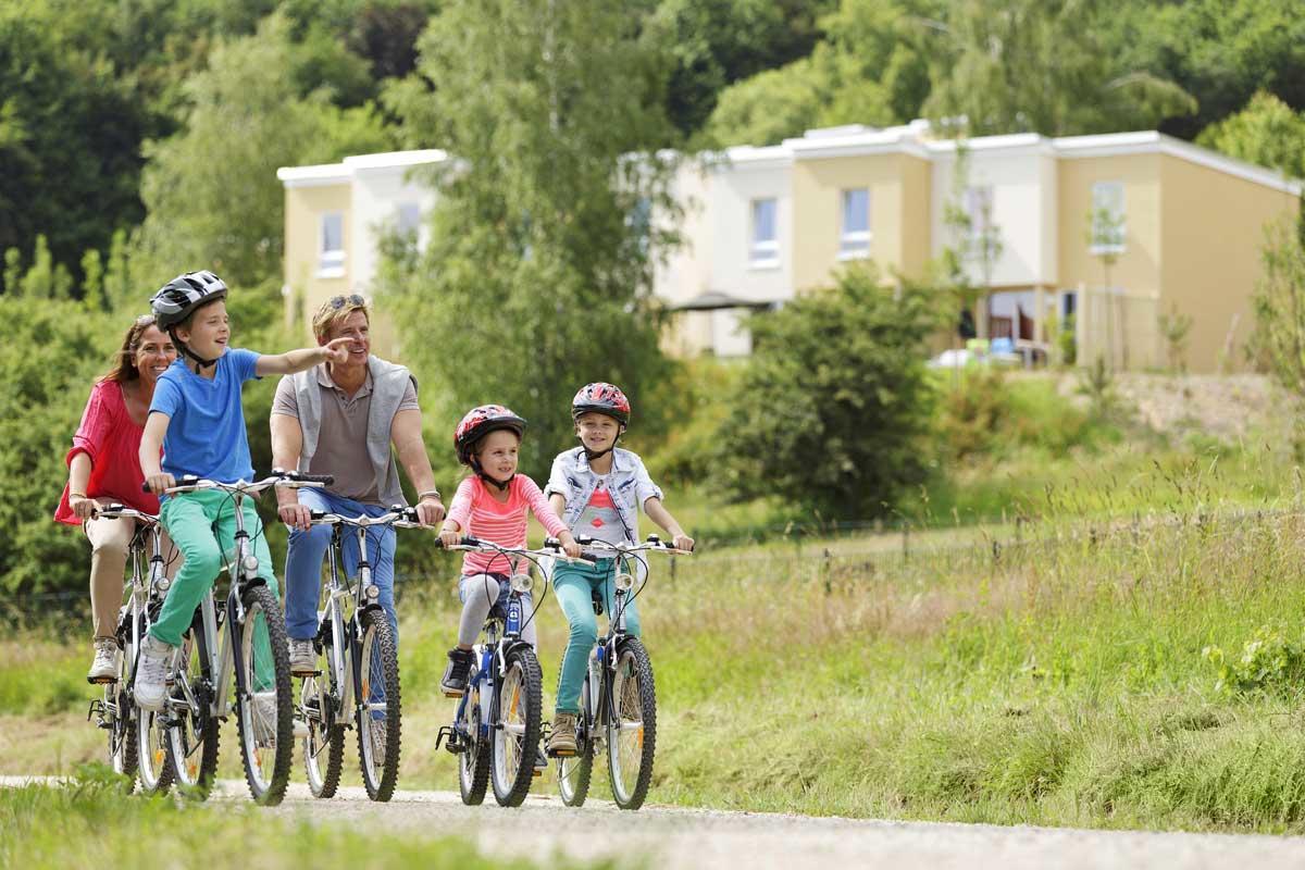 רכיבת אופניים בבוסטאלזה