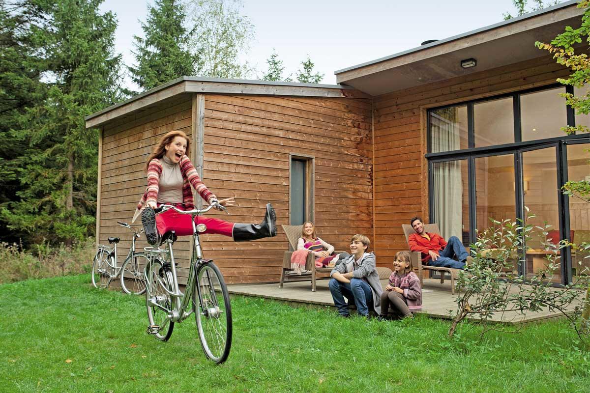 רכיבת אופניים בלה טרואה פורה