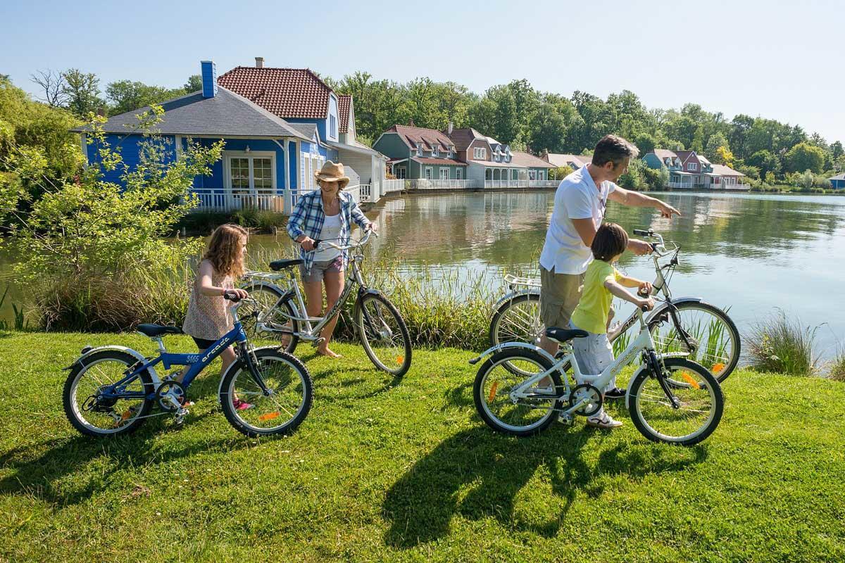 רכיבת אופניים בלה לאק ד'לט