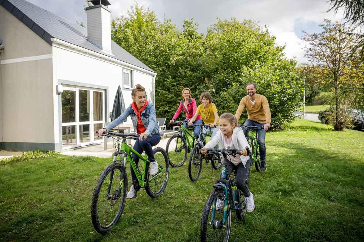 רכיבת אופניים בלס ארדנס