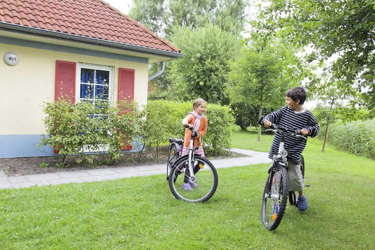 רכיבת אופניים בפארק נורדזייקוסטה