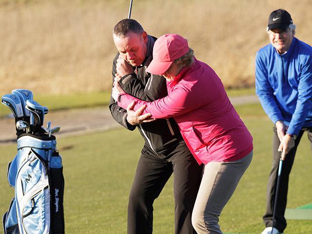 שיעורי גולף בסנטר פארקס
