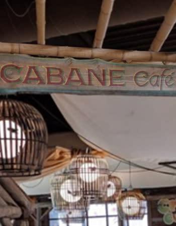 מסעדה בכפרי הנופש הולנד ובלגיה Cabane Café