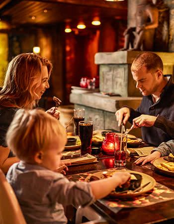 Grill-Restaurant מסעדה בכפרי נופש צרפת