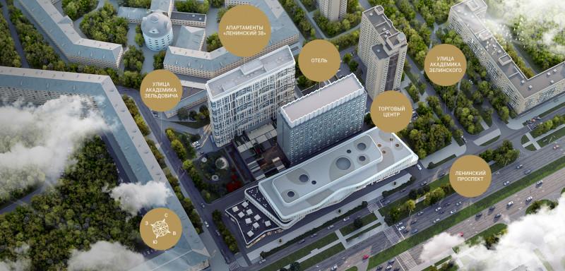 Апартаменты ленинский 38 квартиры в дубае новостройка