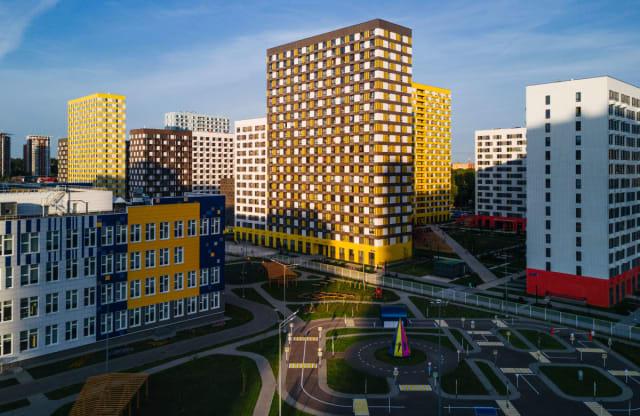 """Квартиры в ЖК """"Ярославский"""" на официальном сайте"""