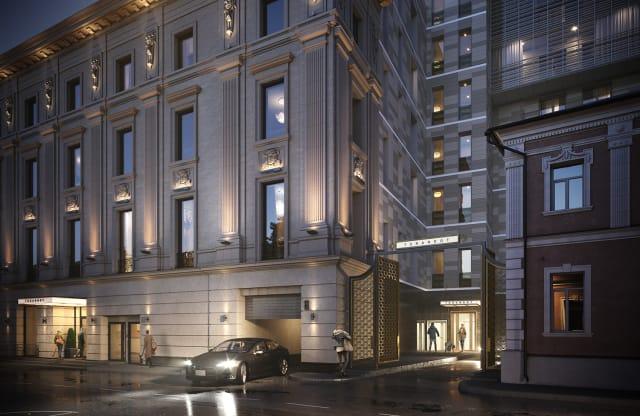 """Квартиры в ЖК """"Turandot Residences""""   на официальном сайте"""