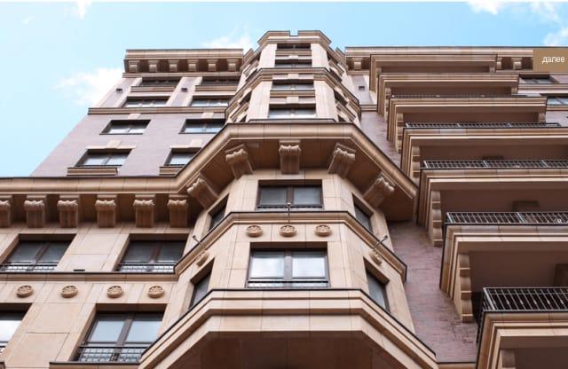 """Квартиры в ЖК """"Royal House on Yauza""""   на официальном сайте"""
