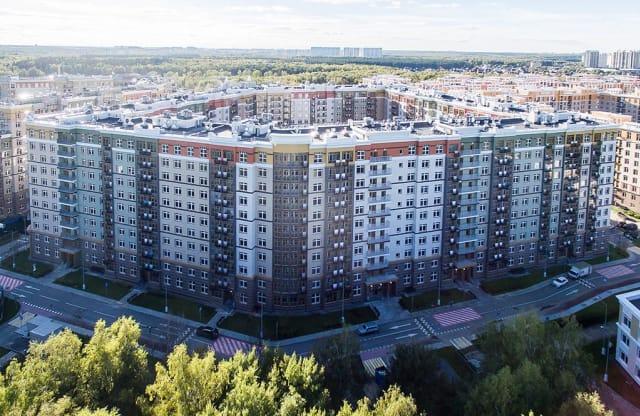 """Квартиры в ЖК """"Рассказово"""" на официальном сайте"""