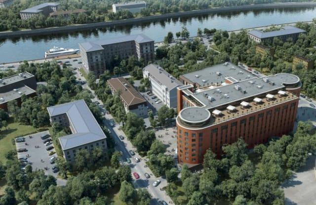 """Квартиры в ЖК """"Riverdale Apartments""""  на официальном сайте"""