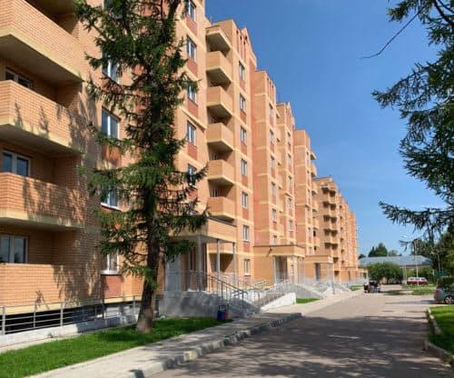 """Квартиры в ЖК """"Смирновка"""" на официальном сайте"""