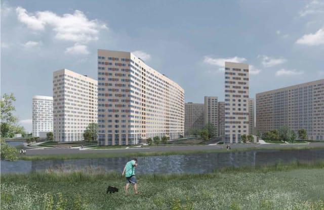 """Квартиры в ЖК """"River Park""""   на официальном сайте"""