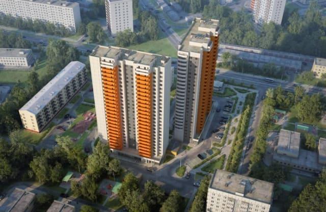 """Квартиры в ЖК """"Ельнинская 14Б"""" на официальном сайте"""