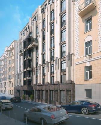 """Квартиры в ЖК """"Звонарский"""" на официальном сайте"""