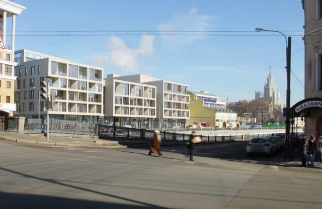 Квартиры в ЖК Balchug Viewpoint  на официальном сайте
