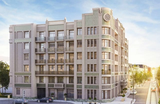 """Квартиры в ЖК """"Резиденция на Покровском бульваре"""" на официальном сайте"""