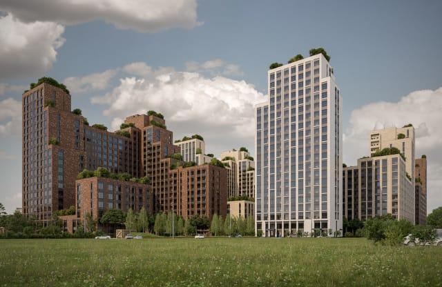 """Квартиры в ЖК """"CITY PARK""""  на официальном сайте"""