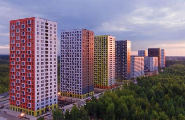 """Квартиры в ЖК """"Саларьево парк"""" на официальном сайте"""
