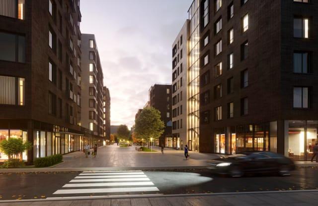 """Квартиры в ЖК """"Резиденции архитекторов"""" на официальном сайте"""
