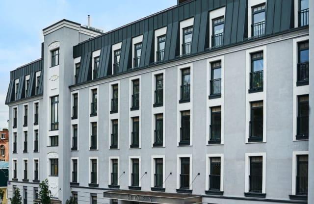 """Квартиры в ЖК """"Moss Apartments""""  на официальном сайте"""
