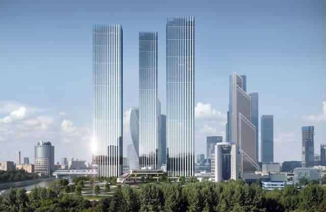 """Квартиры в ЖК """"Capital Towers""""  на официальном сайте"""