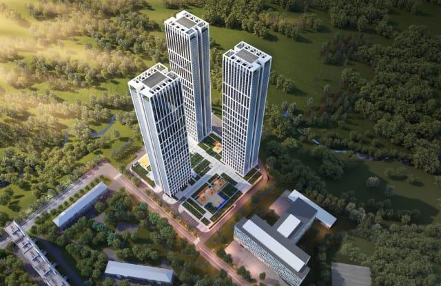 """Квартиры в ЖК """"Небо"""" на официальном сайте"""
