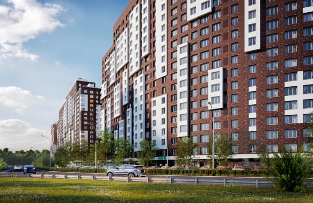"""Квартиры в ЖК """"Румянцево-Парк"""" на официальном сайте"""