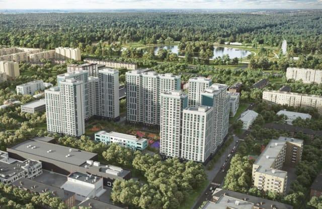 """Квартиры в ЖК """"Семеновский парк"""" на официальном сайте"""