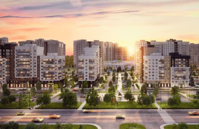 """Квартиры в ЖК """"Большое Путилково"""" на официальном сайте"""