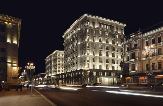 """Квартиры в ЖК """"Fairmont Vesper Residences"""" на официальном сайте"""