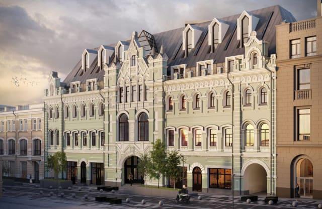 """Квартиры в ЖК """"Kuznetsky Most 12 by Lalique"""" на официальном сайте"""