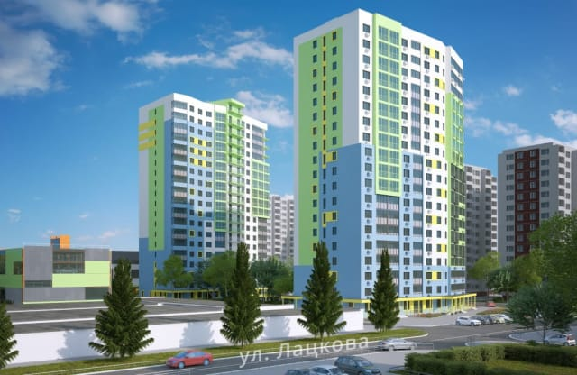 """Квартиры в ЖК """"Полетград"""" на официальном сайте"""