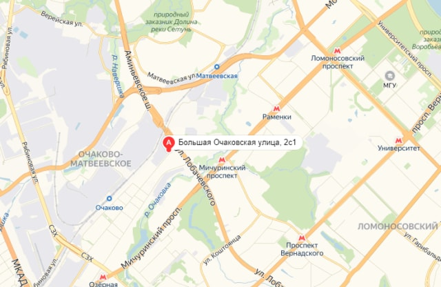 """Квартиры в ЖК """"Большая Очаковская 2"""" на официальном сайте"""