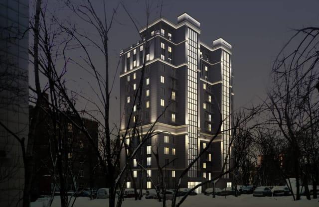 """Квартиры в ЖК """"Бульвар Матроса Железняка 11"""" на официальном сайте"""